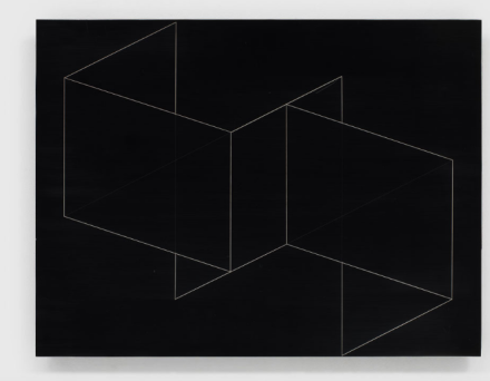 Josef Albers, Structural Constellation P-3 (1936), via David Zwirner