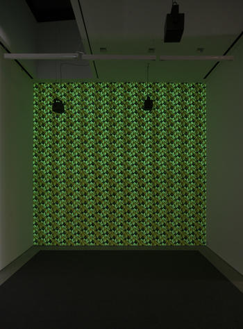 Philippe Parreno (Installation View), via Gladstone