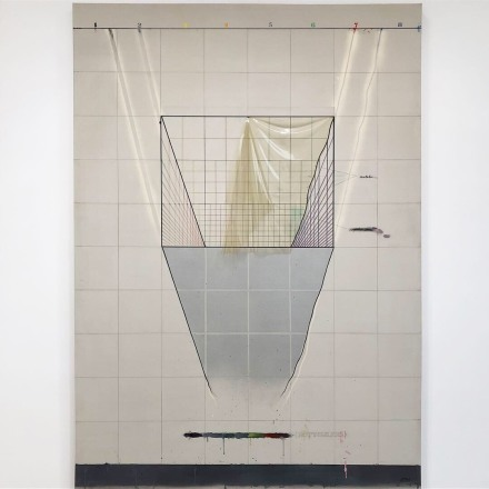 Arakawa, Diagrams of the Imagination (Installation View), via Art Observed