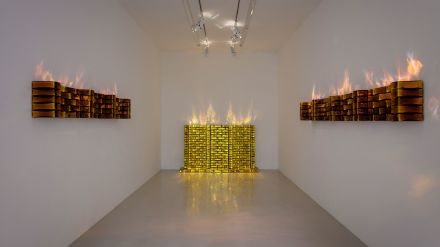 Jean-Michel Othoniel, Oracles (Installation View)