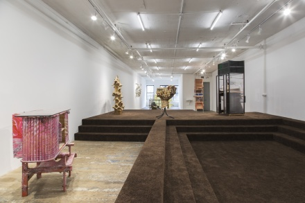 Jessi Reaves, II (Installation View), via Art Observed