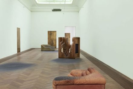 Dora Budor, I am Gong (Installation View), via Kunsthalle Basel