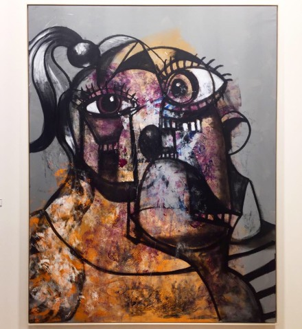 George Condo at Skarstedt