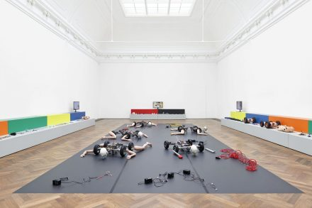 Geumhyung Jeong, Homemade RX Toy (Installation View), via Kunsthalle Basel
