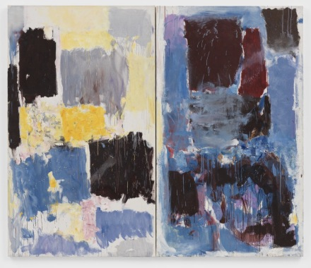 Joan Mitchell, Untitled (1972), via David Zwirner