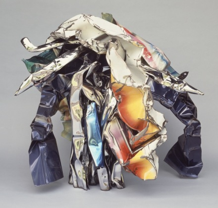 John Chamberlain, Splendid ACtor (1989), via Pace