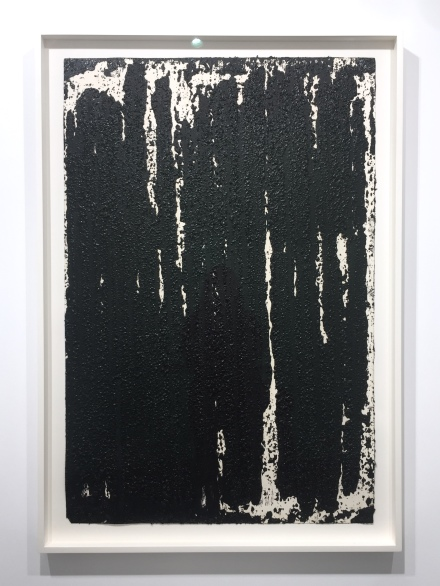 Richard Serra, Orchard Street #79 (2018), via Art Observed