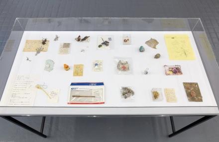 Yuji Agematsu, Table Work 1995 (1995), via Miguel Abreu