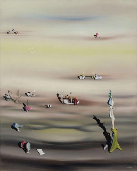 Yves Tanguy, L'Extinction des espèces II (1938), £3,131,250 via Chrsities