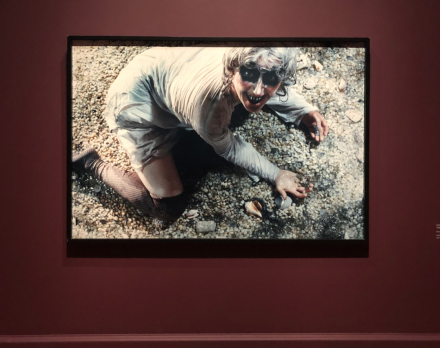 Cindy Sherman at National Portrait Gallery (Installation View)