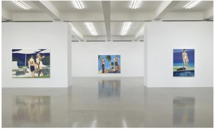 Eric Fischl, Complications from an Already Unfulfilled Life (Installation View), via Sprüth Magers
