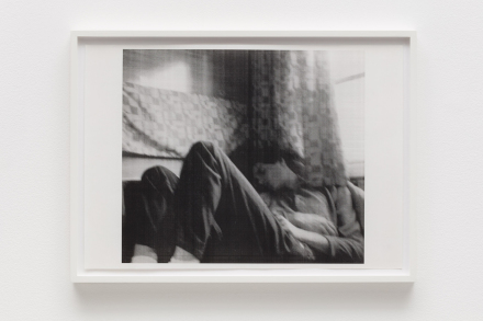 Wolfgang Tillmans, InterRail, b (1987), via Maureen Paley