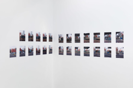 Wolfgang Tillmans, Old Street (parallax) (2019), via Maureen Paley