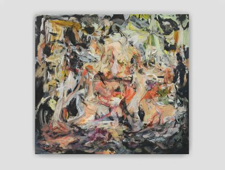 Cecily Brown, All Nights Are Days (2019), via Lehmann Maupin