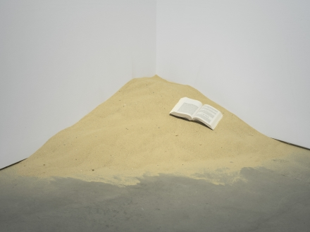 Dominique Gonzalez-Foerster, Untitled (2011), via 303 Gallery
