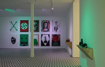 My Head Is a Haunted House (Installation View), via Sadie Coles HQ