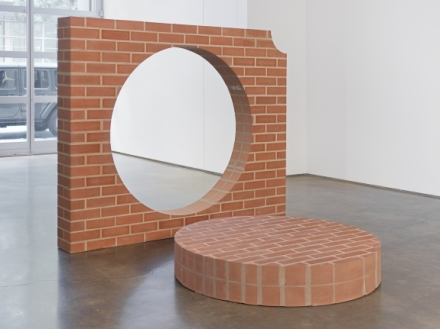 Judith Hopf, A Hole and the Filling of the Hole (2019), via Metro Pictures