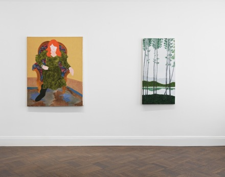 March Avery (Installation View), via Blum & Poe