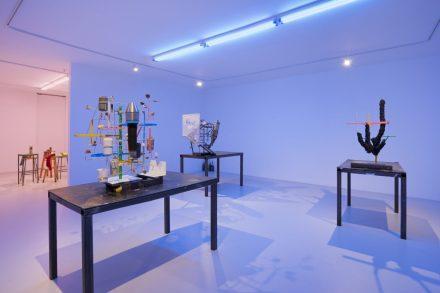 Nick van Woert, Body Parts (Installation View), via Grimm