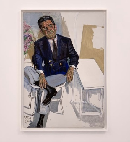 Alice Neel, via Art Observed