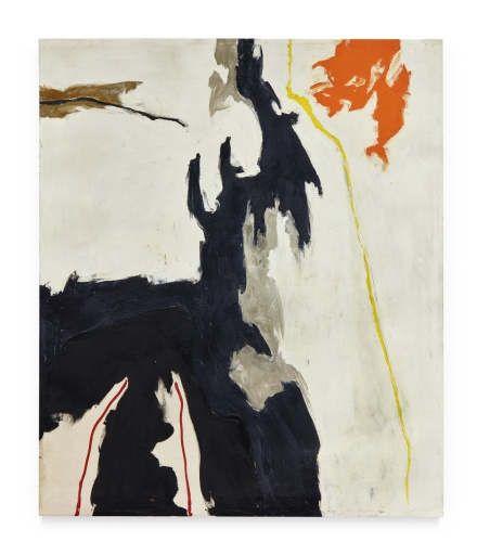 Clyfford Still, PH-399 (1946), via Sotheby's