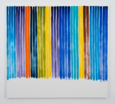 Jeppe Hein, Continuity Breath 1 (2019), via 303