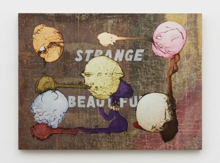 Jim Shaw, Strange Beautiful (2019.), via Praz-Delavallade