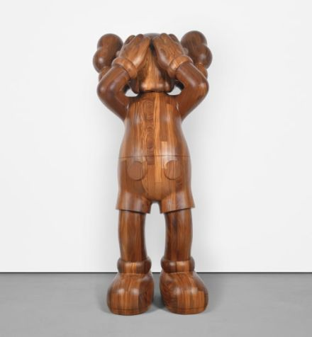 KAWS, At This Time (2013), final price £1,455,000, via Phillips