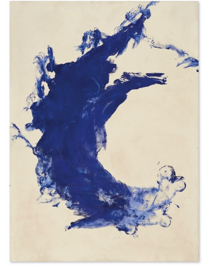 Yves Klein, Barbara (ANT 113) (1960), final price $15,597,500, via Christie's
