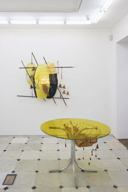 Jessi Reaves, Going Out in Style (Installation View), via Herald St