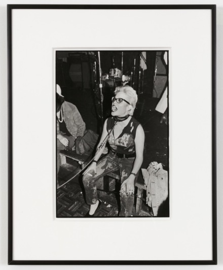 Bruce Conner, 27 PUNK PHOTOS 02 CHERI THE PENGUIN (1978), via Paula Cooper