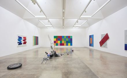 Hank Wills Thomas, An All Colored Cast (Installation View)