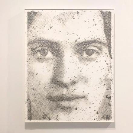 Matthew Brandt at Praz-Delavallade