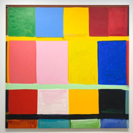 Stanley Whitney at Lisson