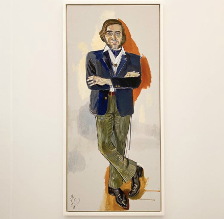 Alice Neel at Xavier Hufkens