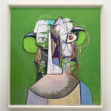 George Condo at Sprüth Magers