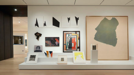 Amy Sillman-The Shape of Shape-MoMA