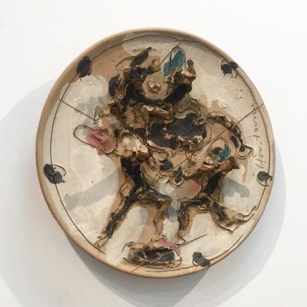 Lucio Fontana at Repetto