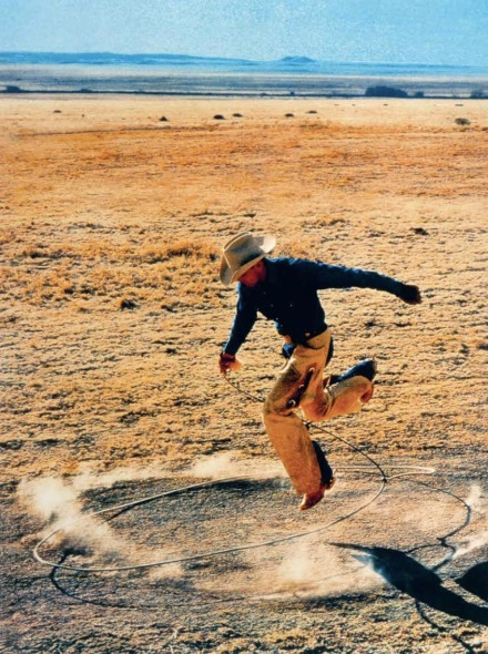 A Richard Prince Cowboy, via Prestel