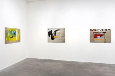 Isa Genzken, Paris New York (Installation View), via David Zwirner