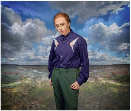 Cindy Sherman, Untitled #611 (2019), via Metro Pictures