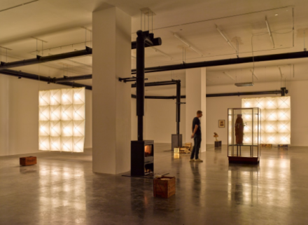 Danh Vo, Chicxulub (Installation View), via Art Observed