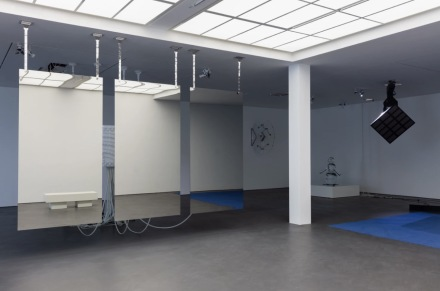 Philippe Parreno, Manifestations (Installation View), via Esther Schipper