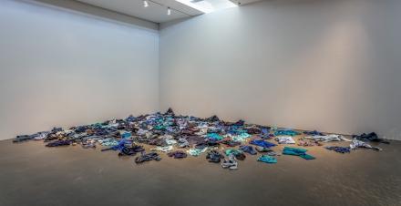 Kader Attia, The Vally of Dreams (Installation View), via Regen