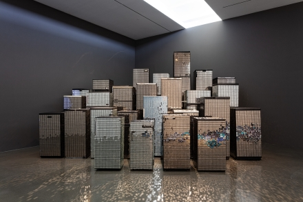 Kader Attia, The Vally of Dreams (Installation View), via Regen