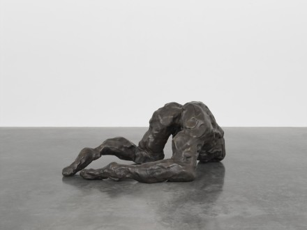 Tracey Emin, there Was So Much More of Me (2019), via White Cube