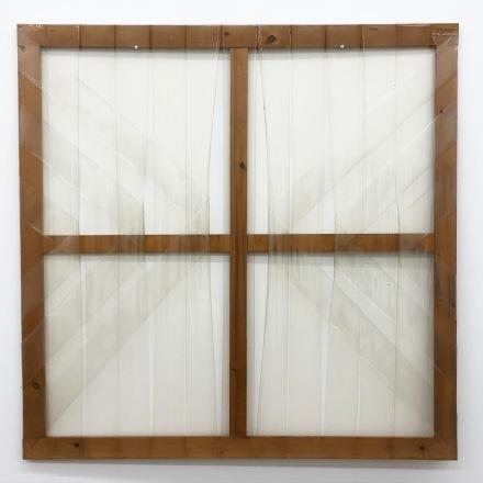 Carla Accardi, #639 (1974), via Art Observed