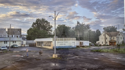 Gregory Crewdson, Redemption Center (2018-2019), via Art Observed