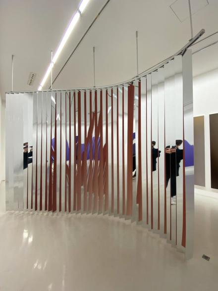 Pieter Vermeersch (Installation View), via Art Observed