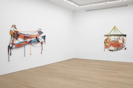 Rachel Eulena Williams, Tracing Memory (Installation View), via Canada